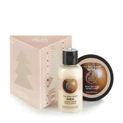 New Vegetarian The Body Shop Gifts Shea Treats