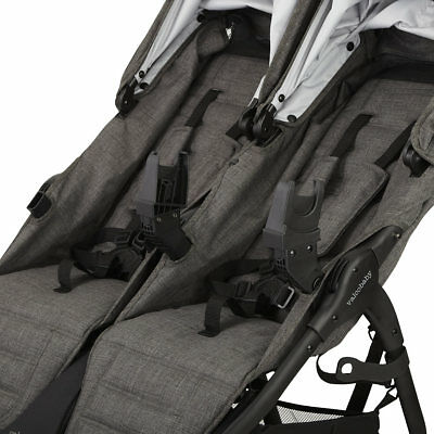 Valco Car Seat Adapter for Duo Trend Double Stroller Maxi Cosi, Nuna, & Cybex!