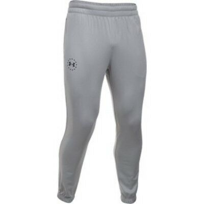 Under Armour 1276948 Men's Heather Gray Freedom Tricot Pant - Size 3X-Large