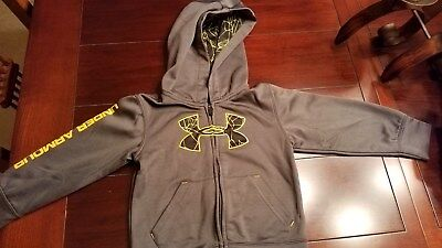 Under Armour Full Zip Hoodie Size 3T!!!!
