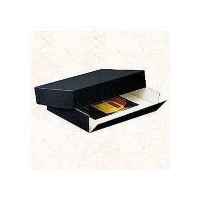 Lineco Museum Storage Box Blk 14.5X18.5X3 In
