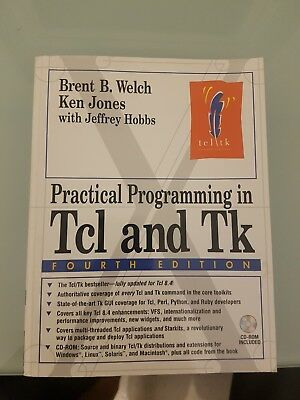 Practical Programming in Tcl and Tk by Brent B. Welch, Jeffrey Hobbs, Ken Jones