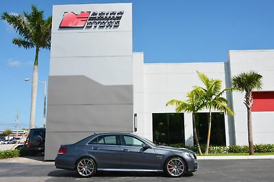 2015 Mercedes-Benz E-Class E 63 AMG S-Model 2015 E63 S AMG - LOW MILES - AMAZING CONDITION - FLORIDA