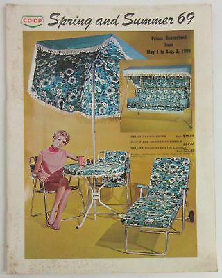 1969 Co-Op Spring and Summer Catalog