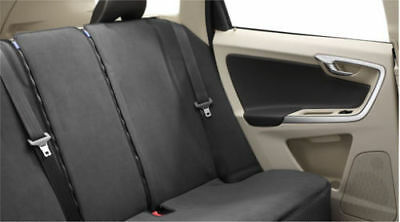 Genuine Volvo XC60 Vinyl Rear Seat Guard Cover 31263118 Free Trackable Shipping