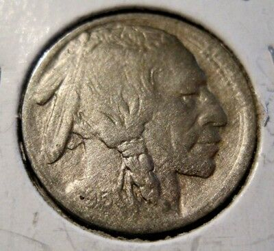 1913D Ty1 BUFFALO NICKEL VF Details RB2236 49 cent Shipping, FREE SHIPPING on 3+