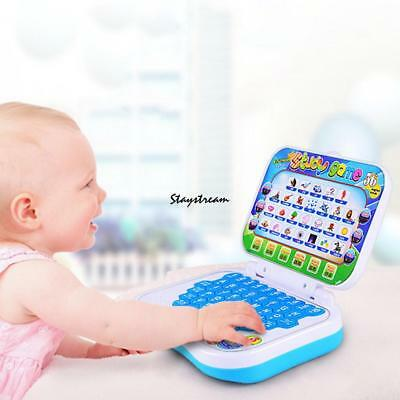 Baby Computer Laptop Tablet Toy Children Educational Early Learning Machine Toys
