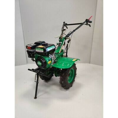 Einachsschlepper Cultivator Single-Axle Pin 7.5PS with Cutter Wheels Warranty