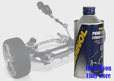 Power Steering Additive Fluid Leak Stop Reduce Noise Vibration Wear Seals Leaks