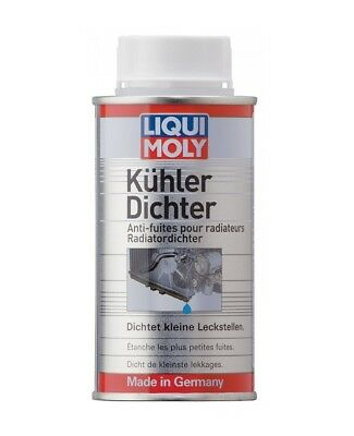 Liqui Moly Radiator Stop Leak All Cooling Water & Heating Systems Complete Seals