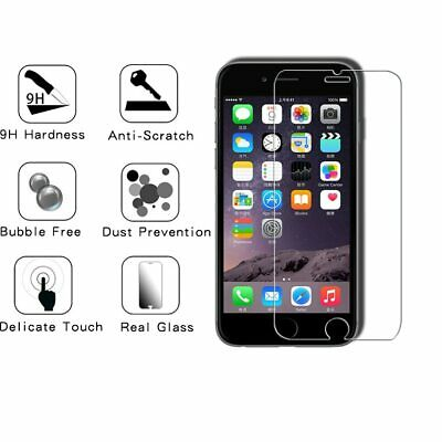 Gorilla Tempered Glass Film Screen Protector For Iphone 6 6S 7 8 Plus,x 10