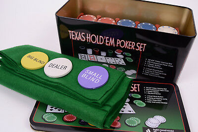 Texas Hold`em Poker Set