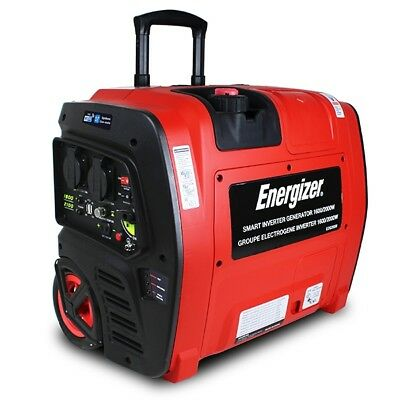 ENERGIZER Inverter Silent Generator 2000 W  (new) WITH Wifi (UK first)