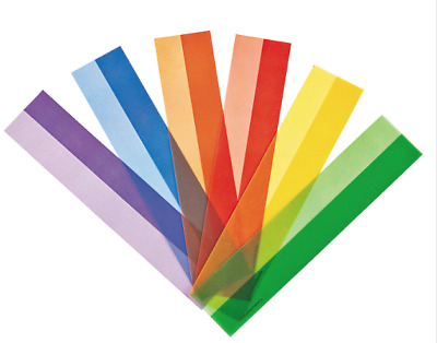 30 x Plastic Highlight Reading Strips: Teacher Resource - OUT OF STOCK