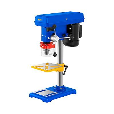 Bench Drill Press Power Drill Benchtop Pillar Adjustable Table 9-Speed 500W