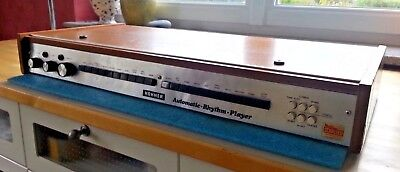 Hohner Automatic Rhythm Player analoge Beat-Drum-Groove-Box Computer Ace Tone 70