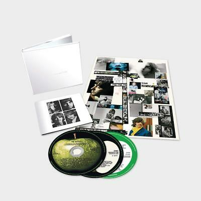 The Beatles White Album 3 Cd Deluxe 50Th Anniversary - New Release November 2018