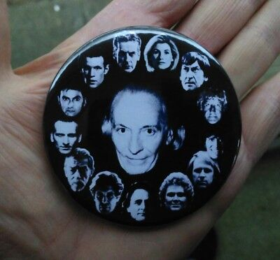 """All Dr Who's  *NEW* Regeneration special 75mm (3"""") FRIDGE MAGNET.  *Great gift*"""