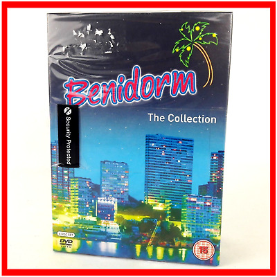 Benidorm The Collection Special DVD Box Set Series 1 2 3 and The 2009 Special
