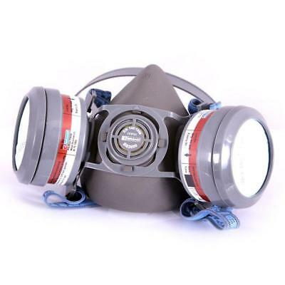 B-Brand A1P2 Pre-assembled Ready Mask Filter Grey Ref BB3020