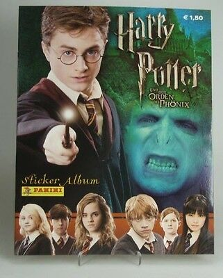 Harry Potter Orden des Phoenix Panini 50 Packs Sticker
