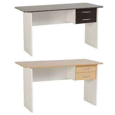 RayGar L-Shaped Office Computer Desk, Large Corner PC Table Study Workstation