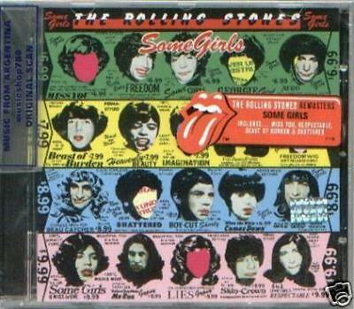 The Rolling Stones Some Girls Sealed Cd Remastered