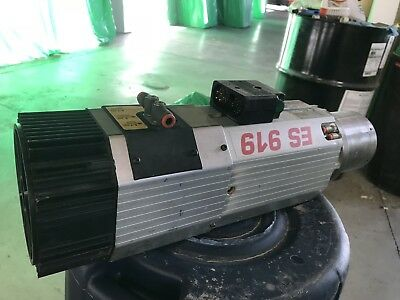 HSD ES919 Spindle  7.5 Kw 10 Hp 380 V Spindle