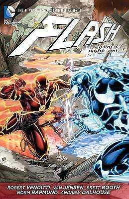The Flash Volume 6: Out of Time HC (The New 52) by Robert Venditti...