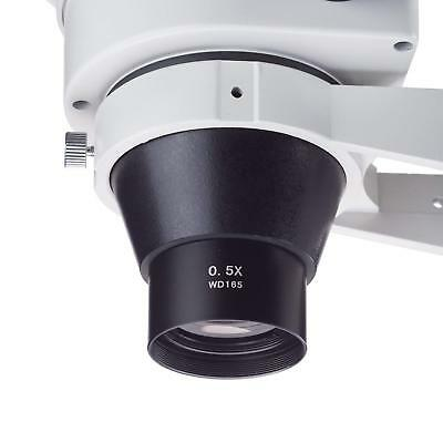 Parco Scientific 0.5X Barlow Lens for Stereo/Industrial Microscopes (48mm) (Suit