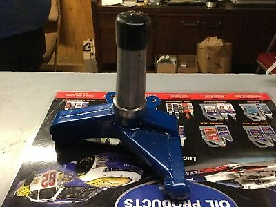 Dirt Late Model Rocket LF Blue Spindle New