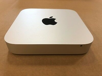 Apple Mac Mini 3.0GHz i7 (L2014) 16GB RAM 2TB Fusion Drive MGEQ2LL/A #954140