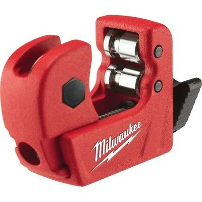 Milwaukee 48-22-4250 1/2-inch Mini Copper Tubing Cutter with Easy Grip Knob