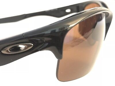 3e22155d2b Oakley OO9164-01 Bottle Rocket Polished Black Sunglasses 62 13 139 Brown  Lenses