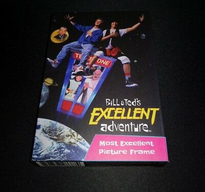 Bill & Ted's Excellent Adventure Most Excellent Picture Frame Loot crate