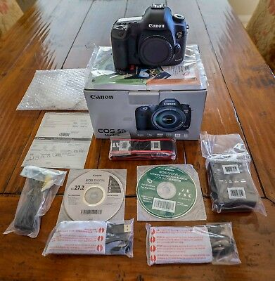 Canon EOS 5d Mark III (3) EXCELLENT CONDITION W/ original box and accessories