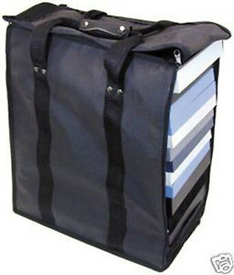 Jewelry Travel Case Tray Organizer Carrying Zippered