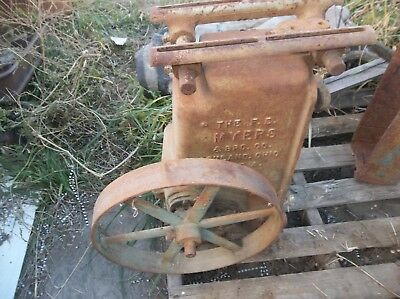 Meyers pump jack antique