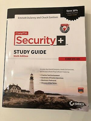 Security+ CompTIA Exam SY0-401 Study Guide A+ Network+ CEH