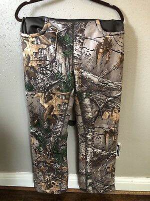 8b0d88220ab Under Armour Ridge Reaper Forest Camo UA Scent Control Bib size S NWT  170