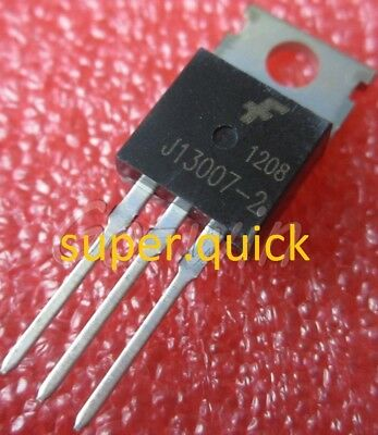 J13007-2 TO-220 Transistor from Fairchild Industries