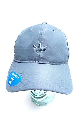 ADIDAS Men's Relaxed Modern Cap* Gray Adjustable Fit New