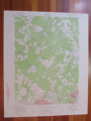 Old Orchard Beach Maine 1958 Original Vintage USGS Topo Map