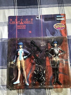 Ghost In The Shell White Out Hard Disk  Figure Motoko Kusanag Exclusive Previews