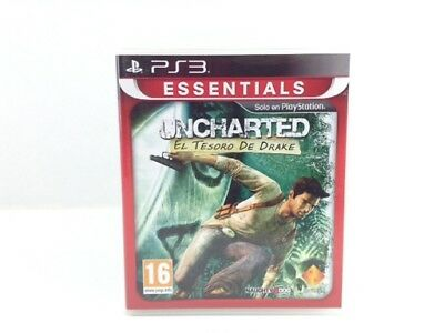 Juego Ps3 Uncharted: Drakes Fortune Essentials Ps3 4106550