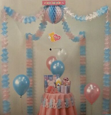 Baby Shower Canopy Party Decorations Boy/Girl