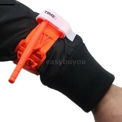 2PCS Tourniquet Rapid One Hand Application Emergency Outdoor First Aid Orange