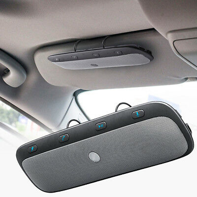 TZ900 Roadster Pro Bluetooth Car Kit Hands-free Speakerphone with Iron Holder