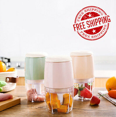 Portable Multifunction Baby Food Supplement Food Blender For Baby Kids Kitchen