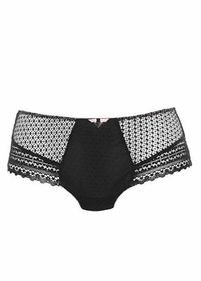 Freya Daisy Lace AA5136 Short Brief Black (NOR) M CS
